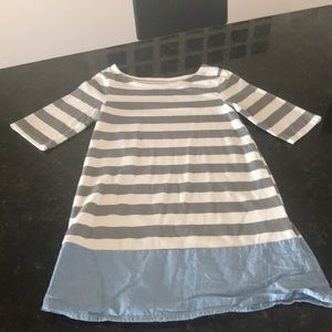 Girl stripe dress